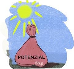 Sack Potenzial