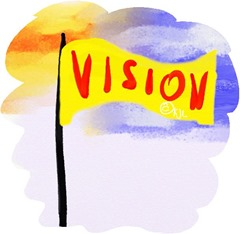 Vision Flagge